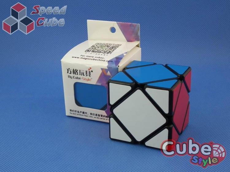 Cube Style Skewb Czarna