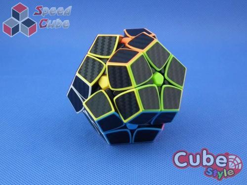 Cube Style Megaminx 2x2x2 Kolorowa Carbon