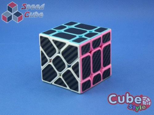 Cube Style Fisher Stickerless Carbon St.