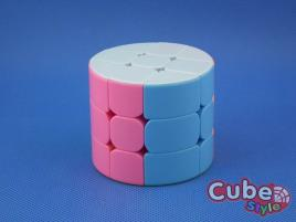 Cube Style Cylinder 3x3x3 Vertical Candy