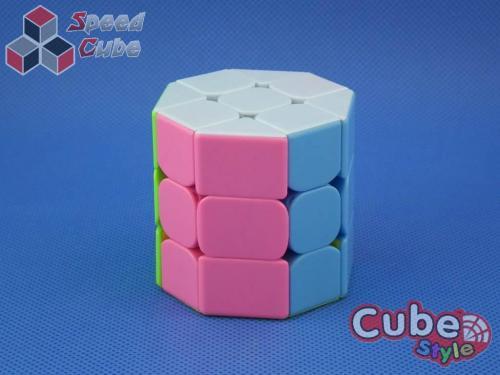 Cube Style Barrel 3x3x3 Candy