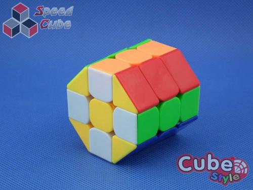Cube Style Barrel 3x3x3 Stickerless