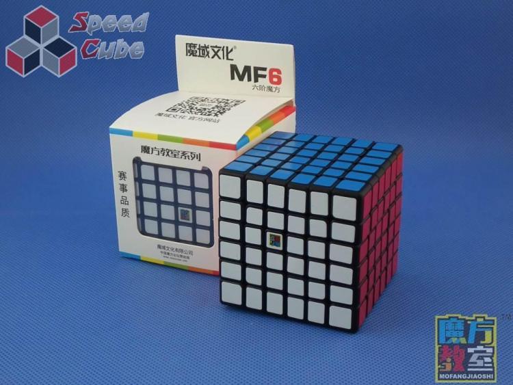 MoYu MoFang JiaoShi 6x6x6 MF6 Czarna