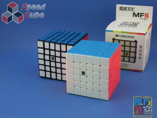 MoYu MoFang JiaoShi 6x6x6 MF6 Kolorowa