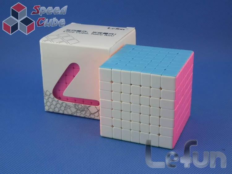 LeFun 7x7x7 Kolorowa PiNK