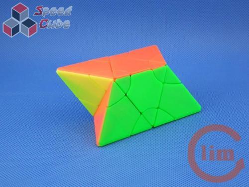 Funs LimCube 2x2 Transform Pyraminx Kolorowa