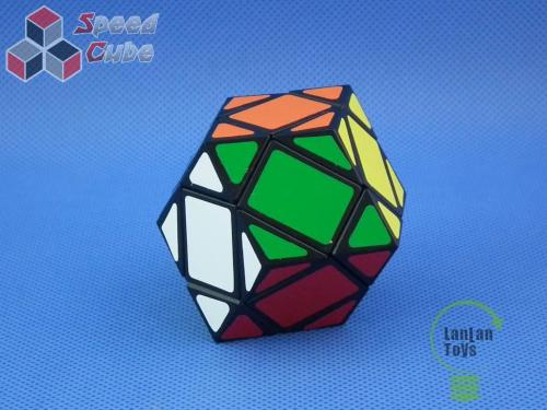 Lanlan Super Skewb Black