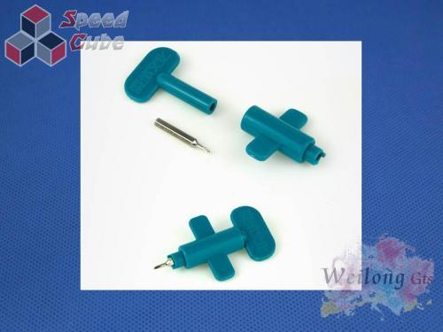 MoYu 3x3 WeiLong GTS Dual Adjustment Kit Black