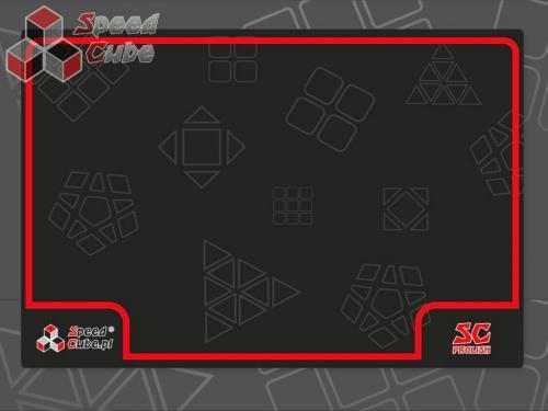 PROLISH Mata Various Cubes Small Graphite
