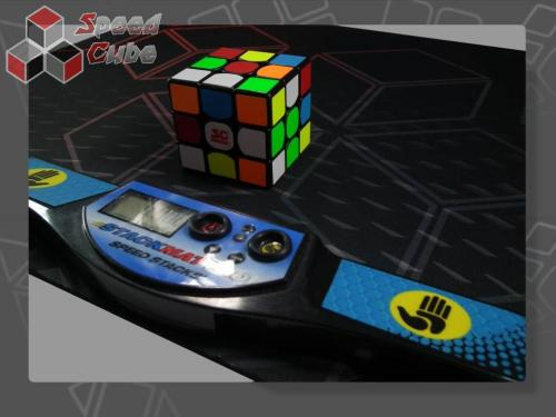 PROLISH Mata Speedcube Special Small Black