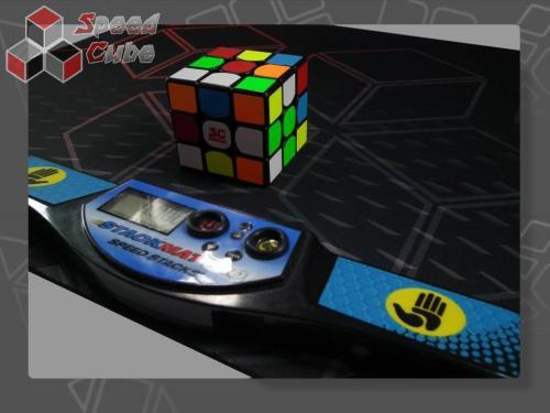 PROLISH Mata Speedcube Special Small Black