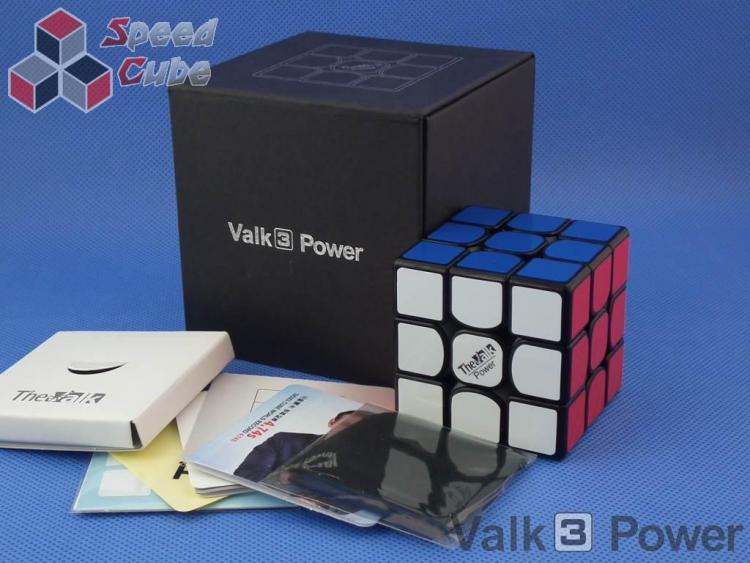 MofangGe QiYi The Valk 3 Power 3x3x3 Czarna
