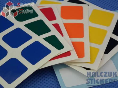 Naklejki 3x3x3 Halczuk Stickers HuaLong Normal