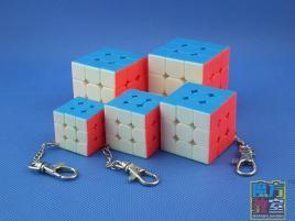 MoFang JiaoShi Mini Cube Gift Pack BOX Stickerless