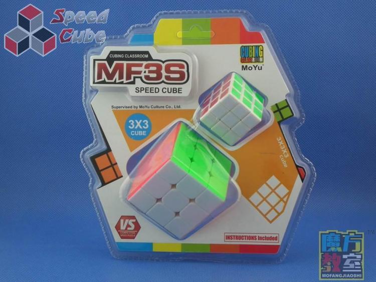 MoYu MoFang JiaoShi 3x3x3 MF3S Zestaw