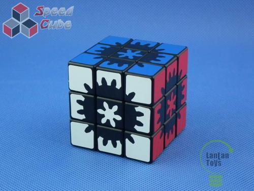 LanLan 3x3 Geary Cube Czarna