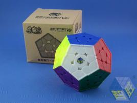 ZhiSheng YuXin Little Magic Megaminx v2 Kolorowa