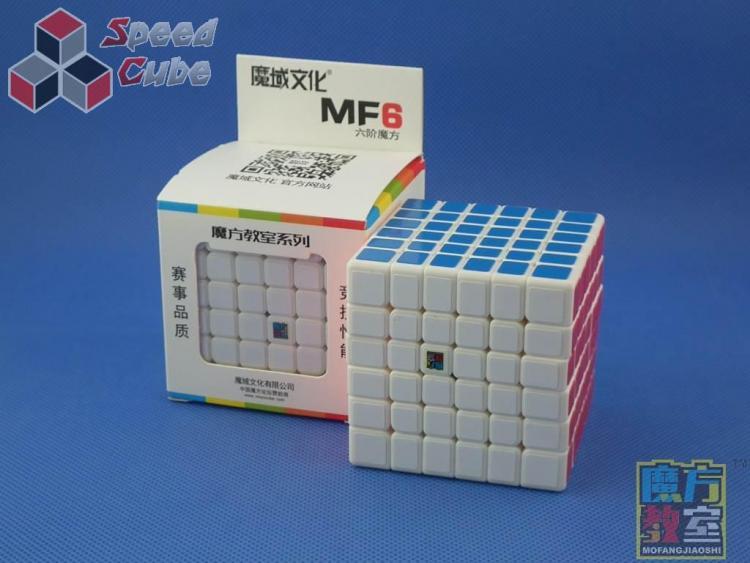 MoYu MoFang JiaoShi 6x6x6 MF6 Biała