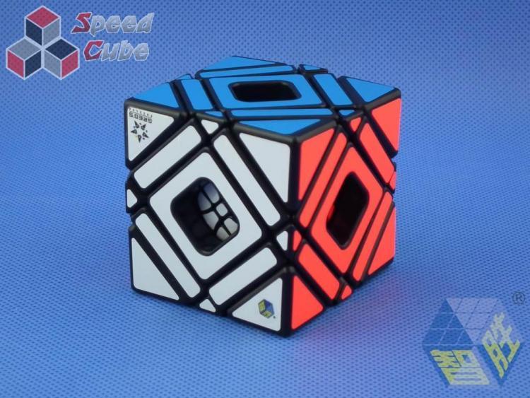 YuXin Multi Skewb Cube Black