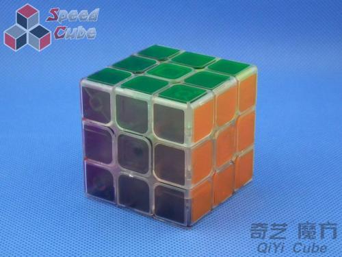MoFangGe QiYi SaiLing 3x3x3 60 mm Transp.
