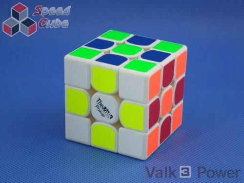 MofangGe QiYi The Valk 3 Power 3x3x3 Biała