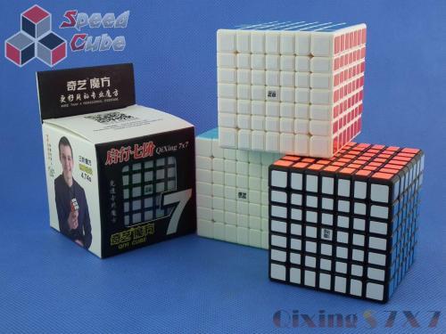 MoFangGe QiYi QiXing S 7x7x7 Kolorowa