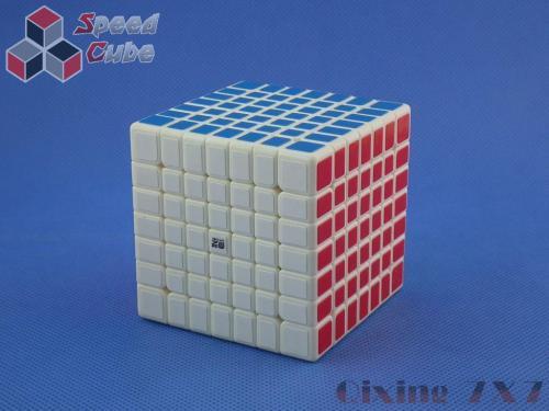 MoFangGe QiYi QiXing 7x7x7 Biała
