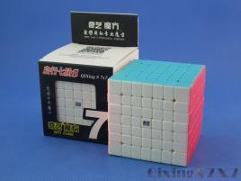 MoFangGe QiYi QiXing W 7x7x7 Czarna