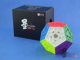 MoFangGe Megaminx GalaXy V2 M Sculpture Kolorowa