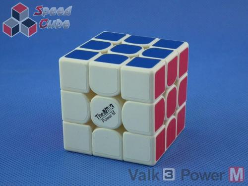 MofangGe QiYi The Valk 3 Power M 3x3x3 Biała