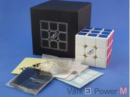 MofangGe The Valk 3 Power Magnetic 3x3x3 Biała