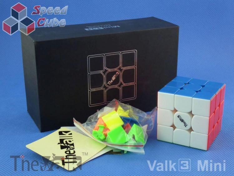 MofangGe QiYi The Valk 3 Mini 3x3x3 Kolorowa