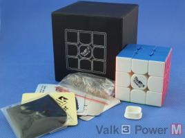 MofangGe The Valk 3 Power Magnetic 3x3x3 Kolorowa