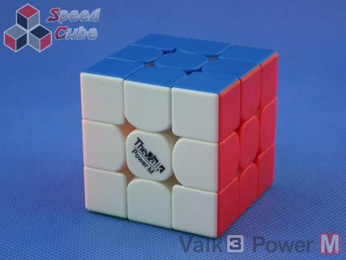 MofangGe QiYi The Valk 3 Power M 3x3x3 Kolorowa