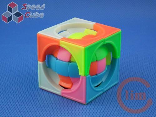 Funs LimCube 3x3x3 Deformed Kolorowa