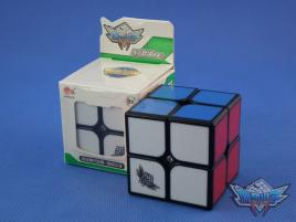 Cyclone BoYs 2x2x2 FeiZhi Black