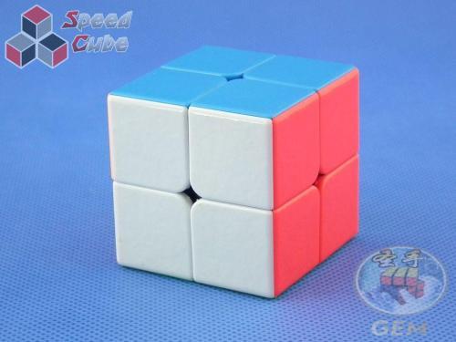 ShengShou 2x2x2 GEM Kolorowa