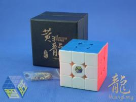 ZhiSheng YuXin HuangLong 3x3x3 Kolorowa
