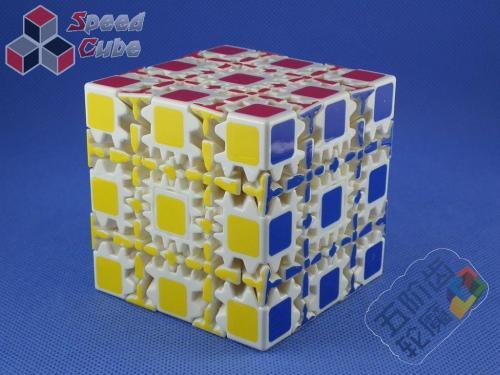 Gear Cube 5x5x5 Biała