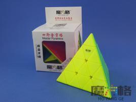 MoFangGe Master Pyraminx Kolorowa