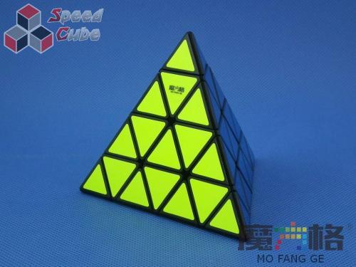 MoFangGe Master Pyraminx Czarna