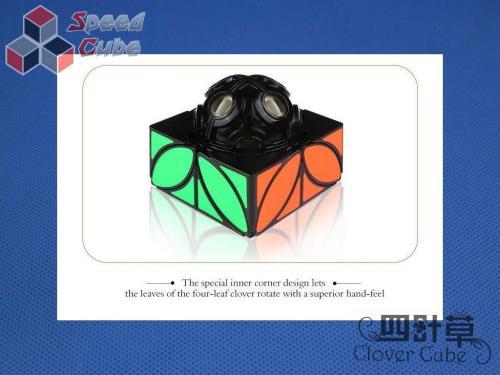 MoFangGe Clover Cube Plus Biała