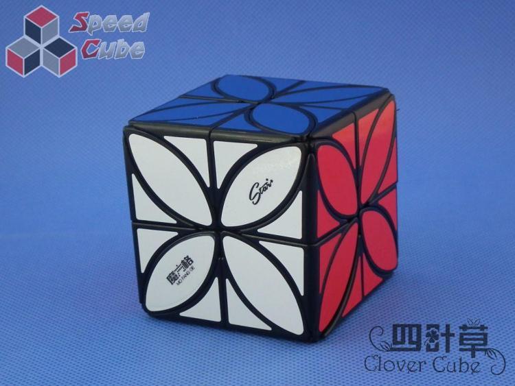 MoFangGe Clover Cube Plus Czarna