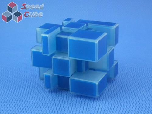 QiYi Luminous Mirror 3x3x3 Blue