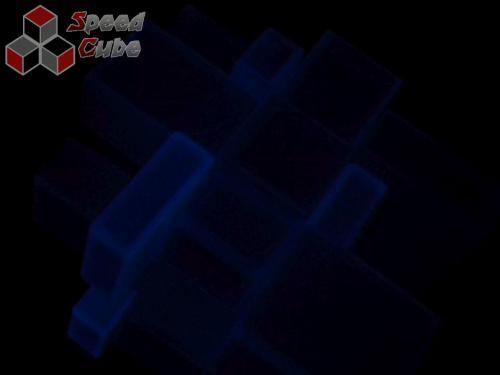 QiYi Luminous Mirror 3x3x3 Blue