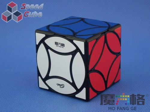 MoFangGe Ancient Coin Cube Czarna