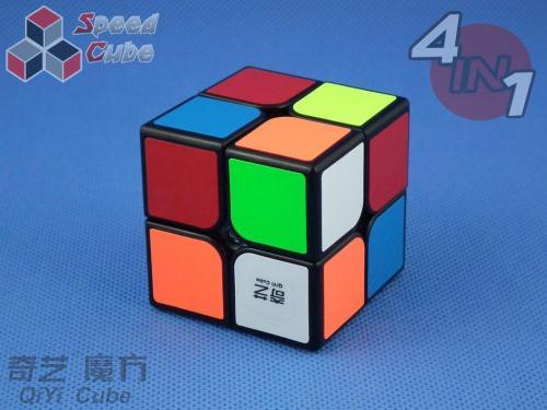 QiYi Zestaw 4in1 Combination 1 Black