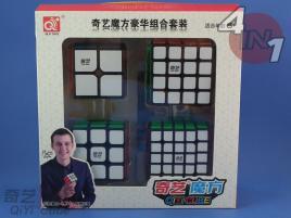QiYi Zestaw 4in1 Combination A Black