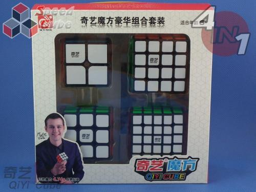 QiYi Zestaw 4in1 Combination 1 Black