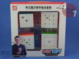 QiYi Zestaw 4in1 Combination B Stickerless